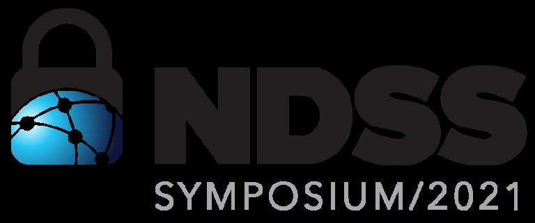 NDSS2021 logo